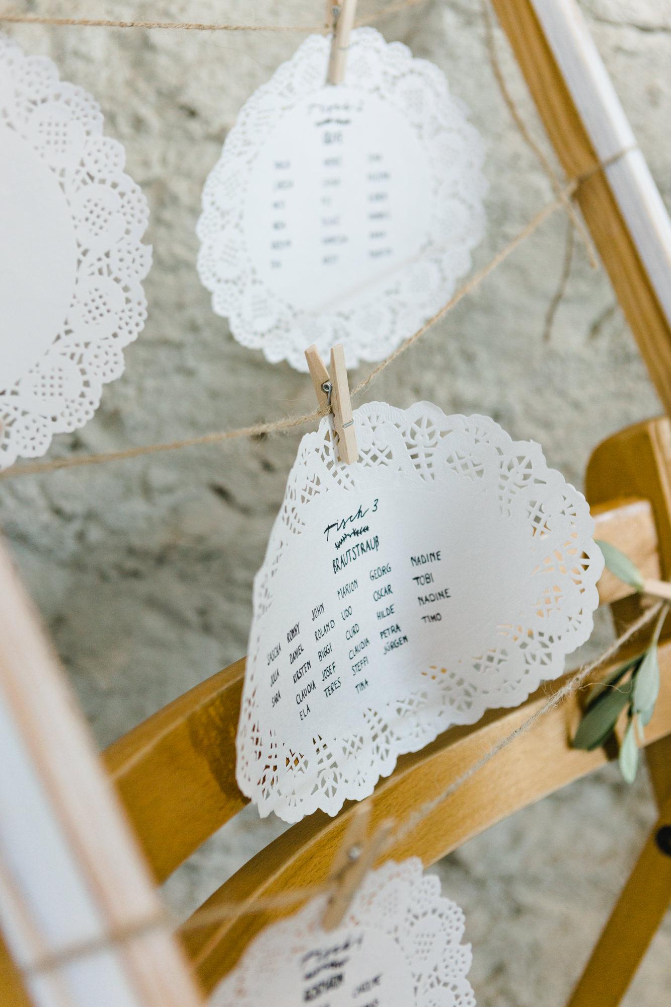 Hochzeit mit freier Trauung im Schloss Weikersheim - Orangerie - fotografiert von Yvonne & Rolland Photography